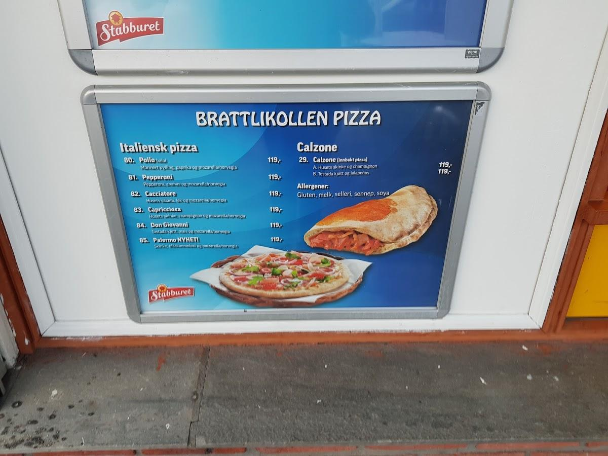 Kylling Og Pizza Halal