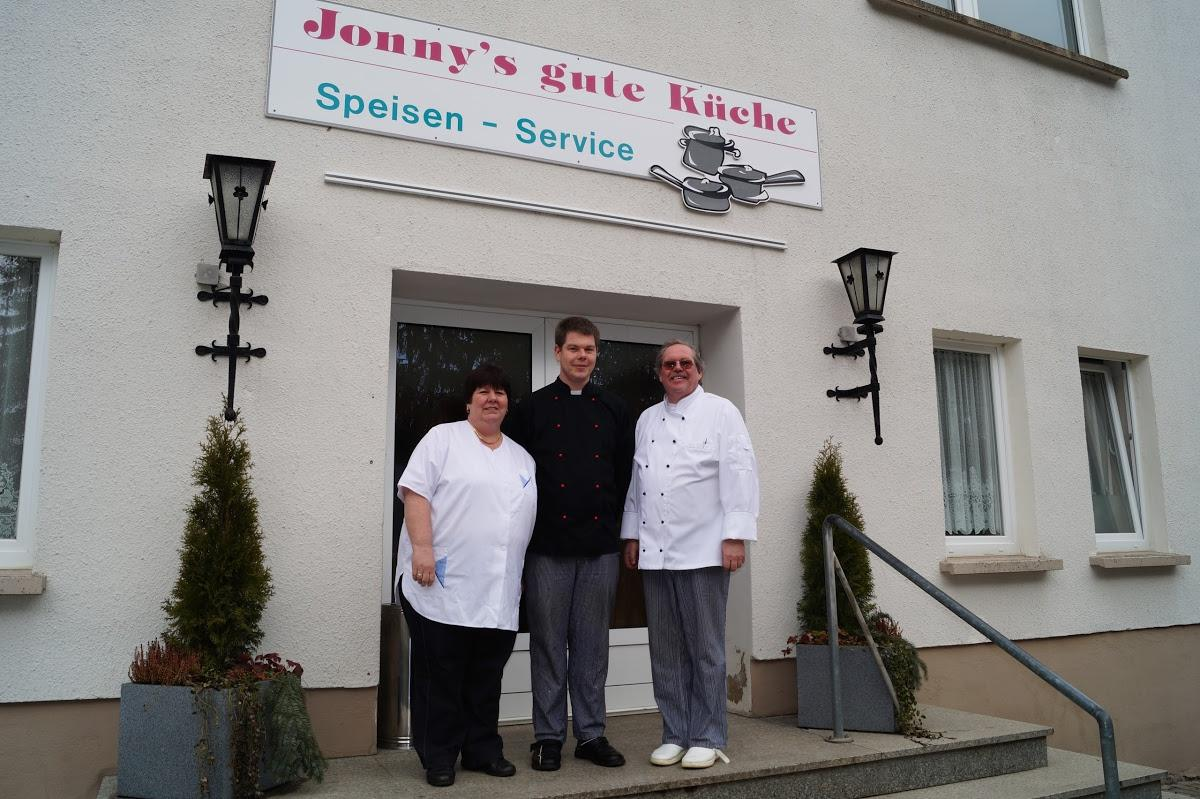 Jonny´s gute Küche (Reiner Jonson) restaurant, Pritzwalk
