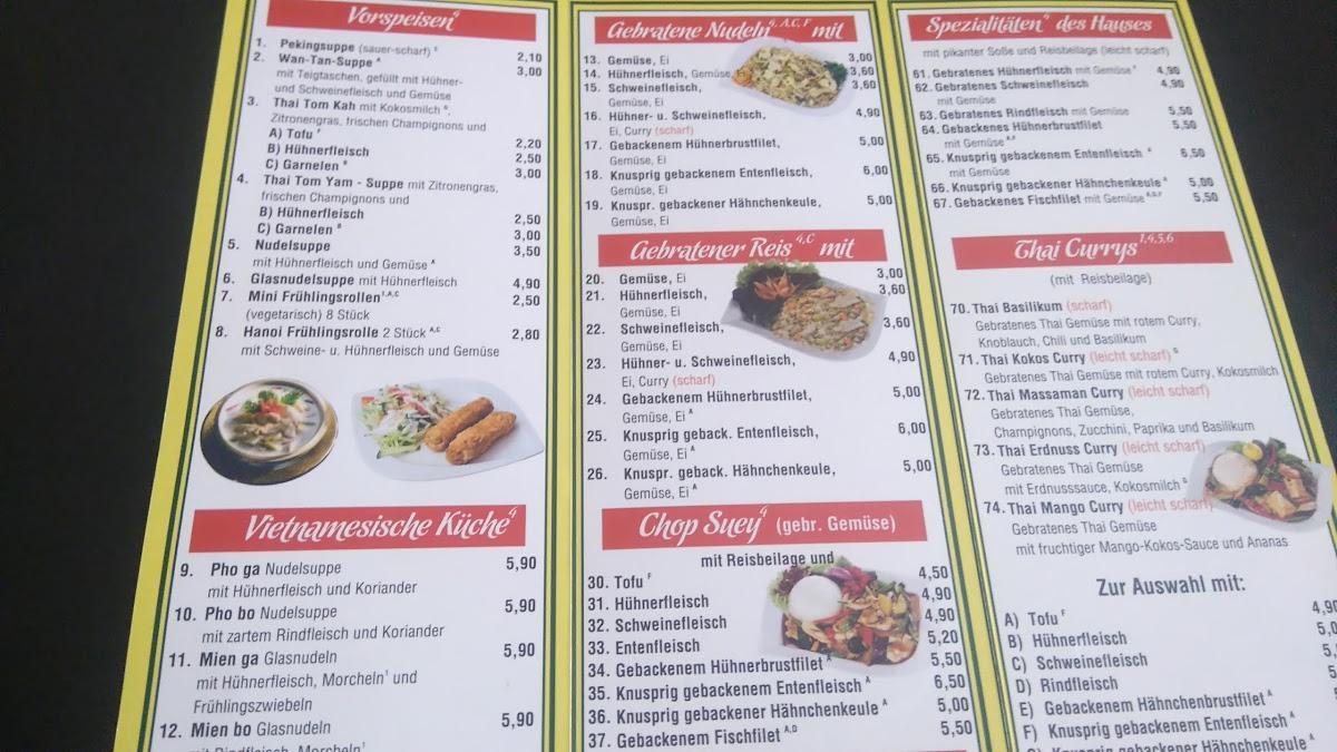 Asia Imbiss Restaurant Pirna Einsteinstrasse 20 Restaurant Reviews