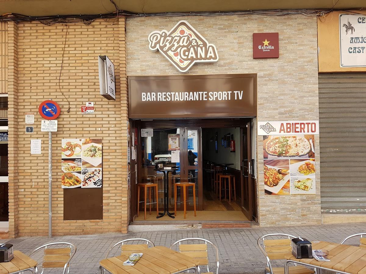 Pizza Y Cana Sport Bar Tv In Torrent Restaurant Reviews