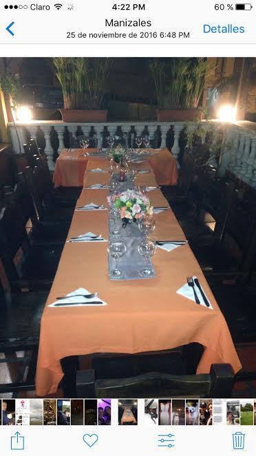 Restaurante La Terraza De Campohermoso Manizales
