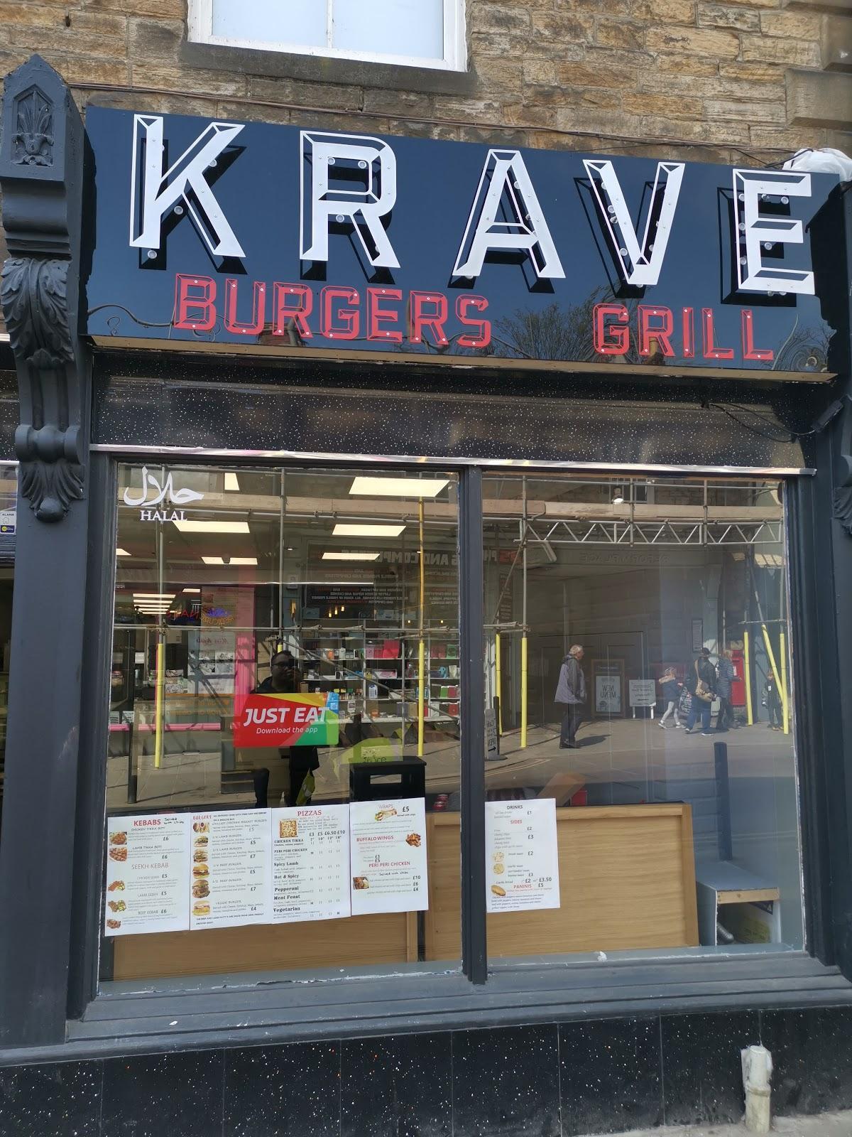 Krave Burger Grill In Durham Restaurant Reviews