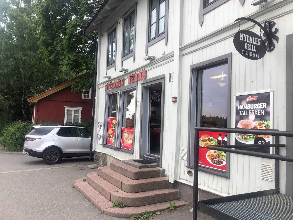 Kebab Nydalen