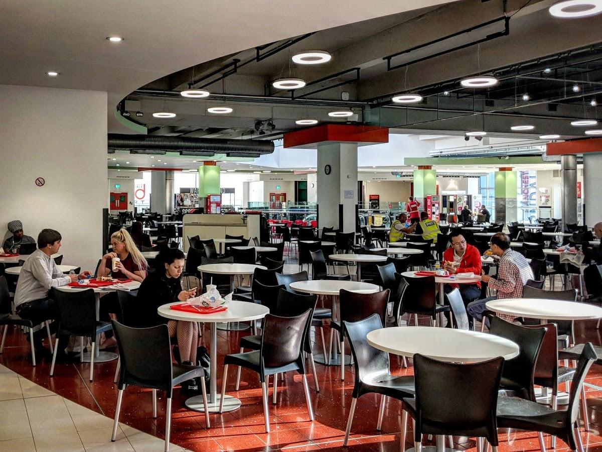 Arndale Food Court in Manchester - Restaurant reviews