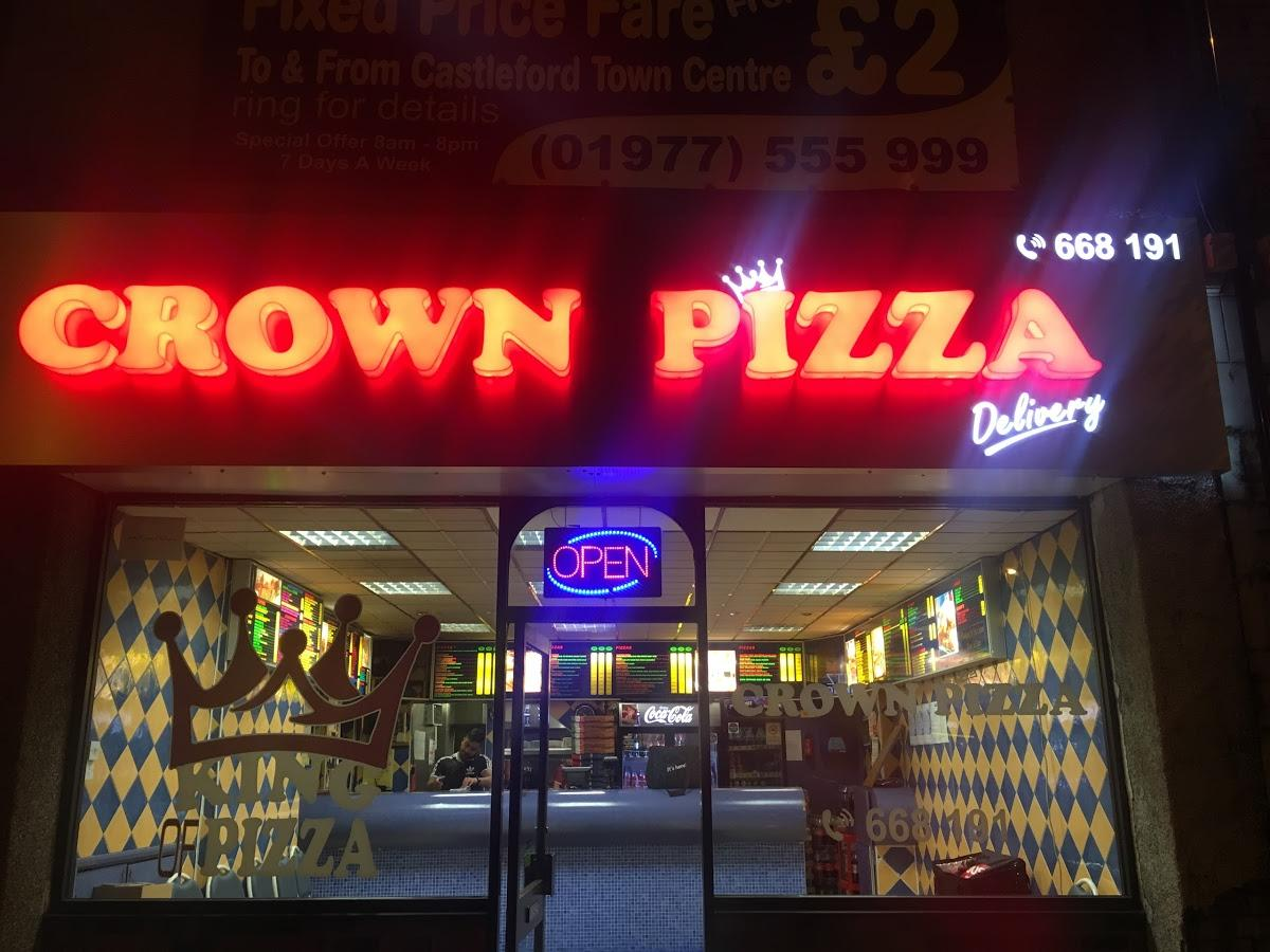 Crown In Castleford Restaurant Menu And Reviews
