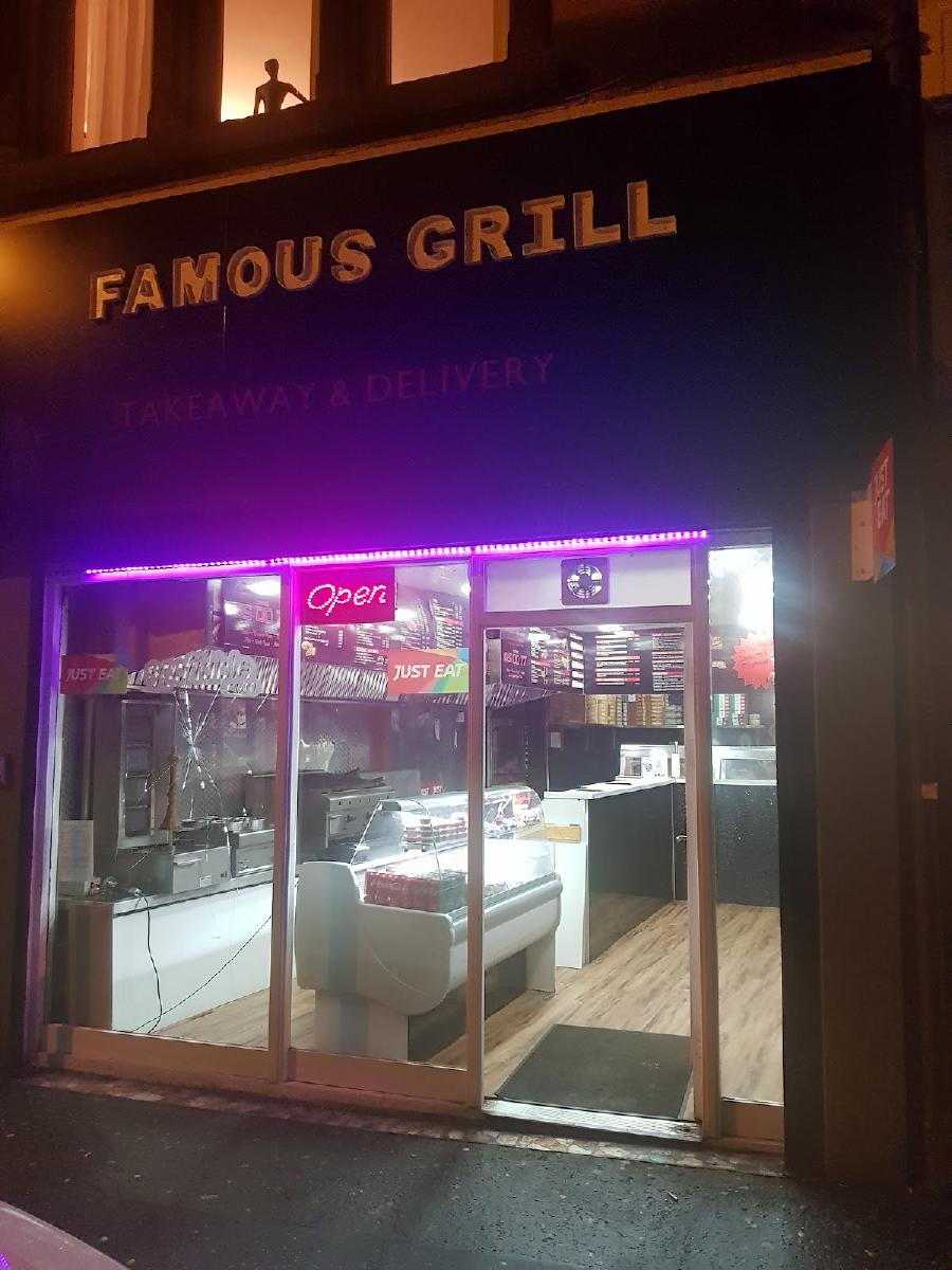 Famous Grill In Bathgate