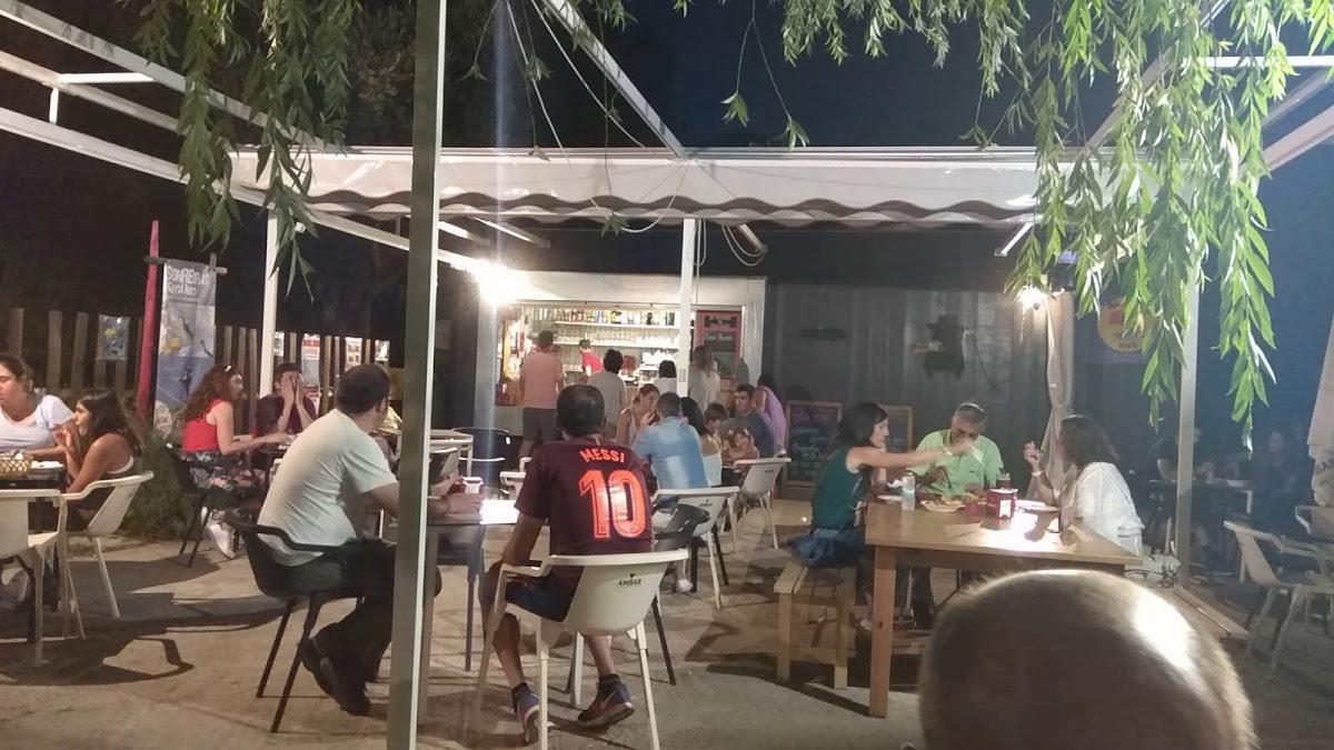 Bar Terraza De Casa Yeste Murillo De Gállego Carta Del