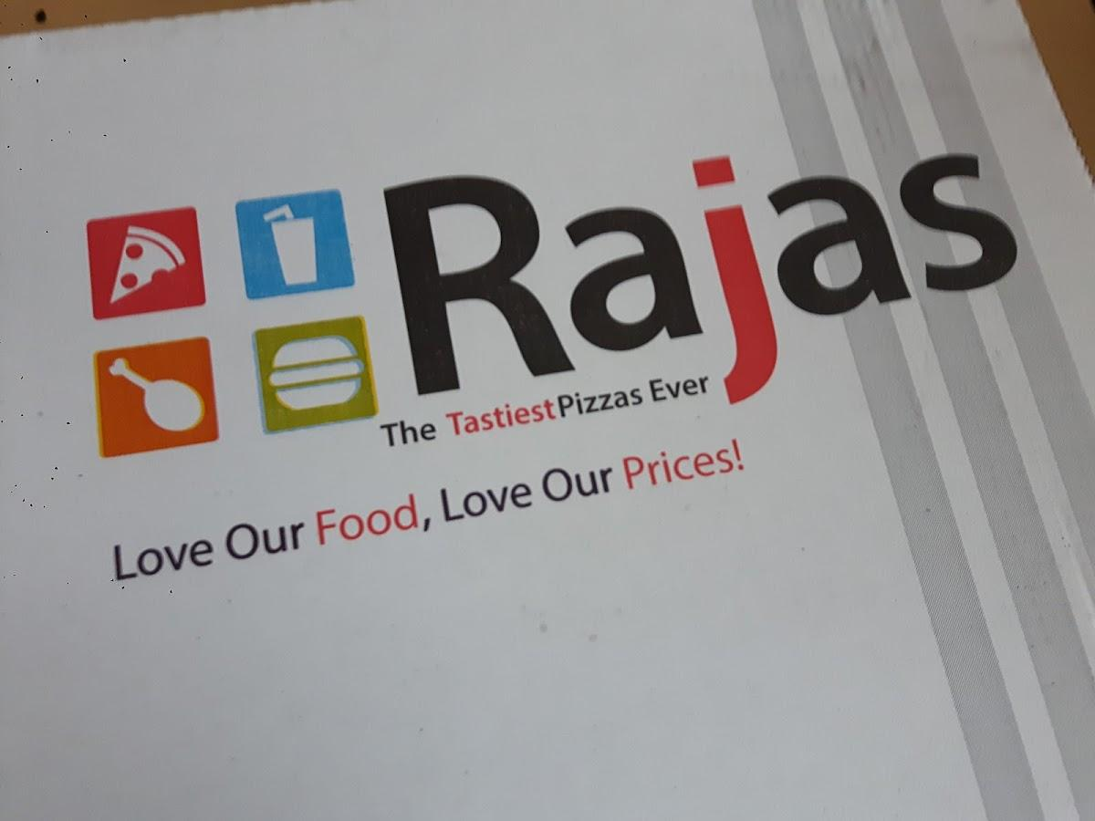 Rajas 268 Bradford Rd In Huddersfield Restaurant Menu And
