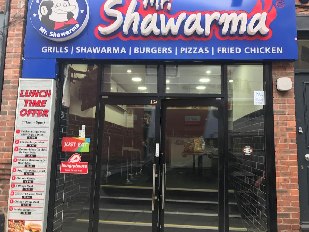 Mr Shawarma In Manchester Restaurant Reviews