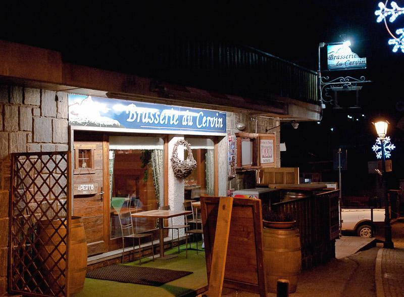 Brasserie Du Cervin foto