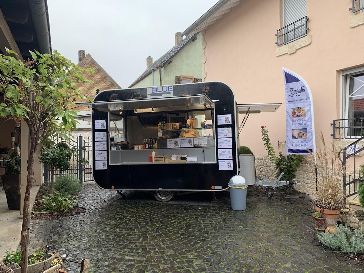 Blue Food - Mobile Cuisine Foto
