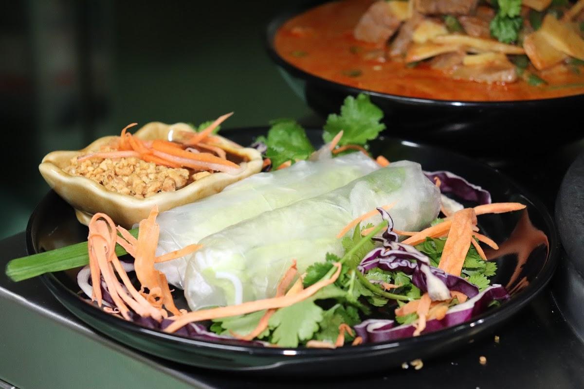 Thais & Vietnamees Restaurant Non La photo