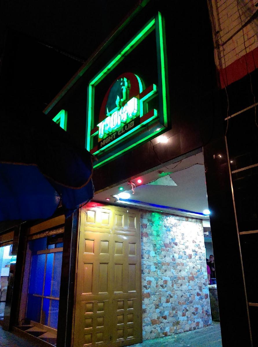 ночные клуб троя