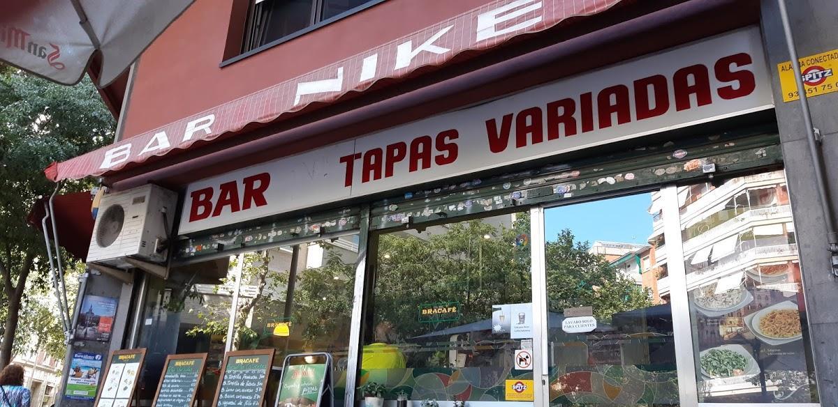 subasta logo Línea del sitio  Bar Nike Tapas Variadas in Barcelona - Restaurant reviews