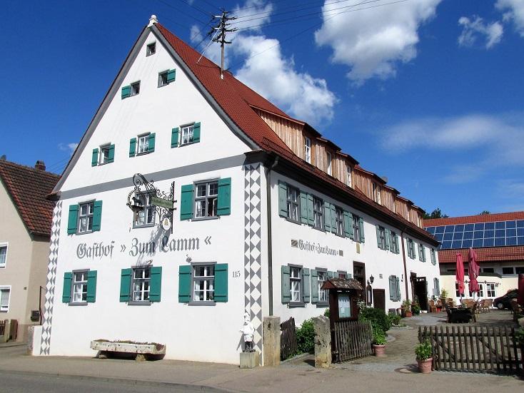 Gasthof Hotel Zum Lamm Restaurant Bopfingen Critiques De Restaurant