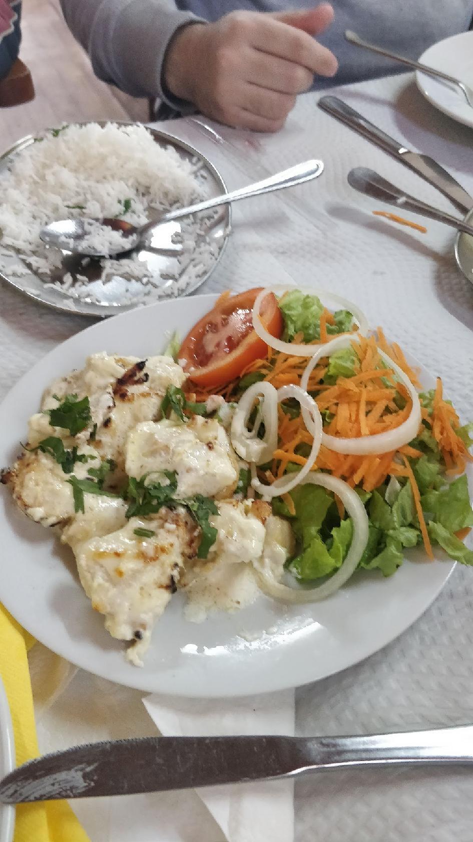 Foto de Swaad Restaurante Indiano e Kebab House
