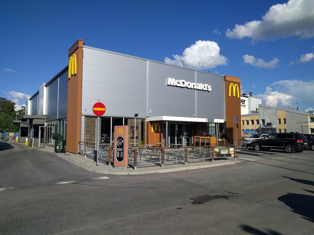 Mcdonalds Sollentuna