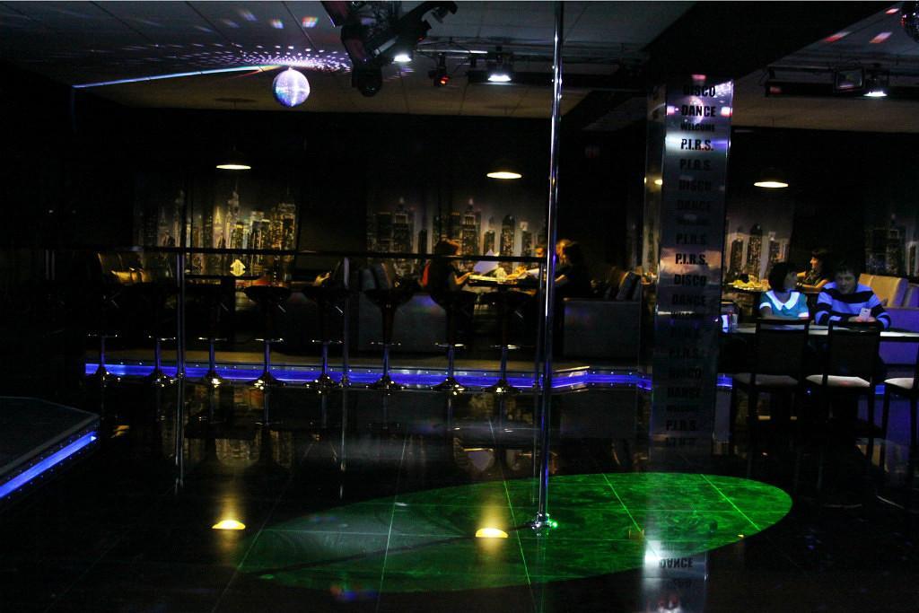 Ночной клуб усть кут пирс в москве открыли клуб