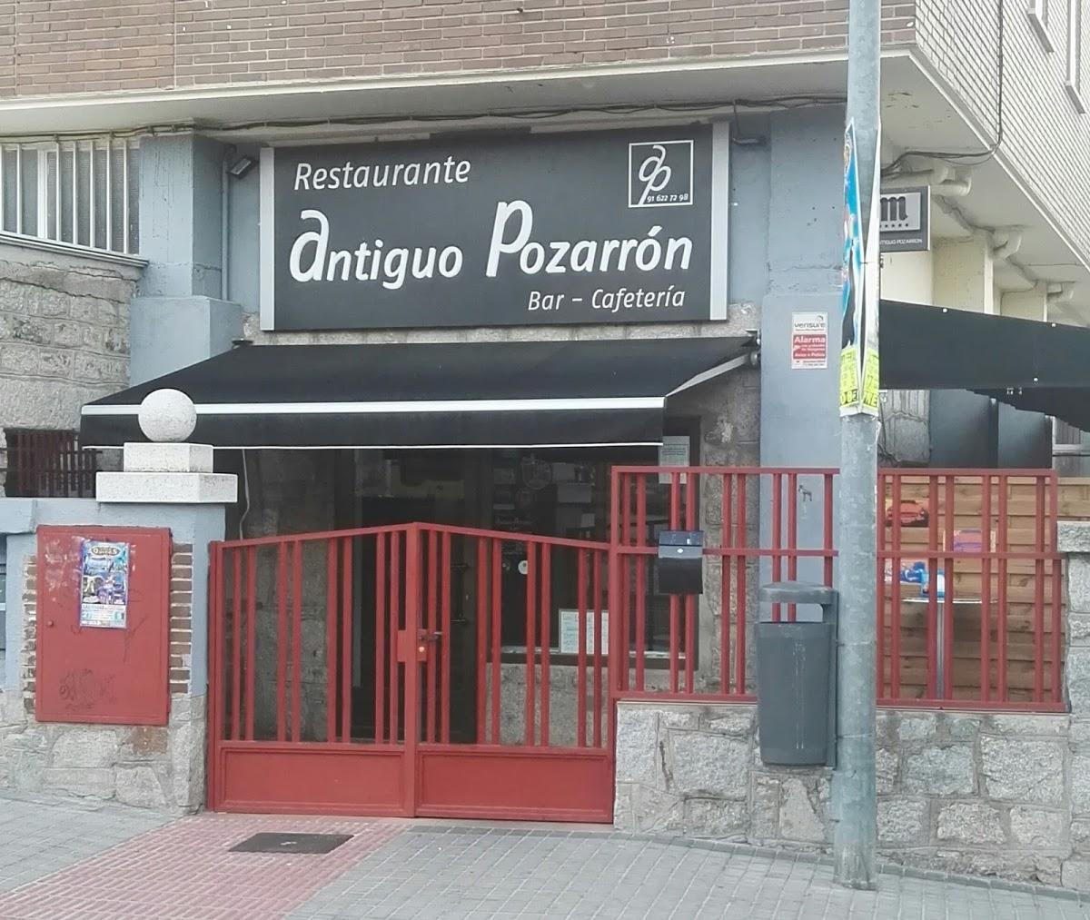 Фотография Restaurante Antiguo Pozarron