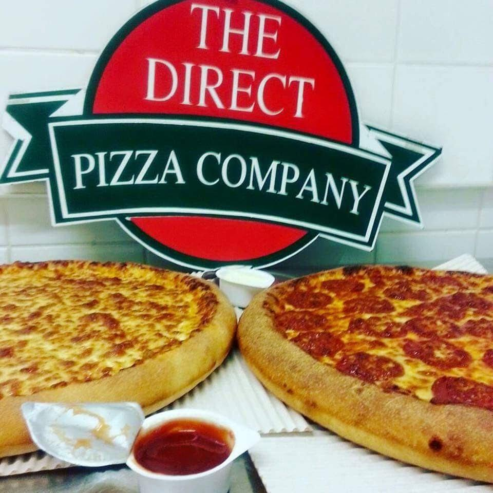 The Direct Pizza Company In Warrington Restaurant Menu And