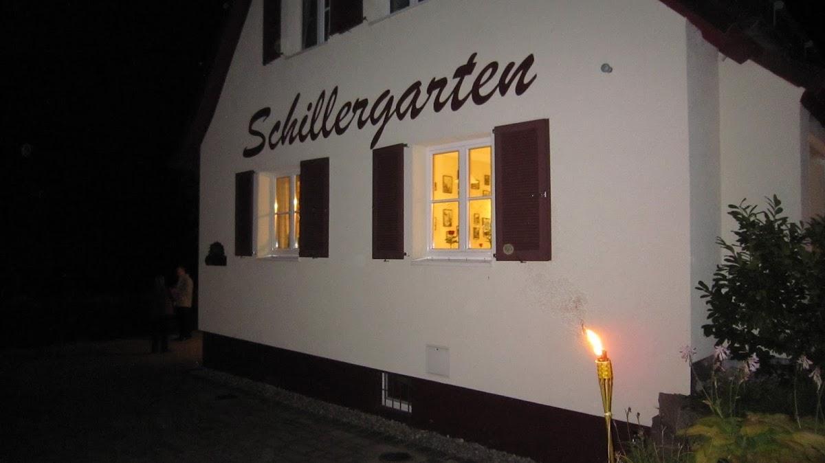 Café, Restaurant Schillergarten Inh. Th. Funk Foto