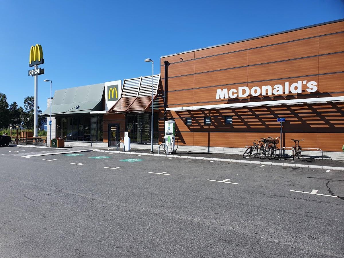 Mcdonalds Skellefteå