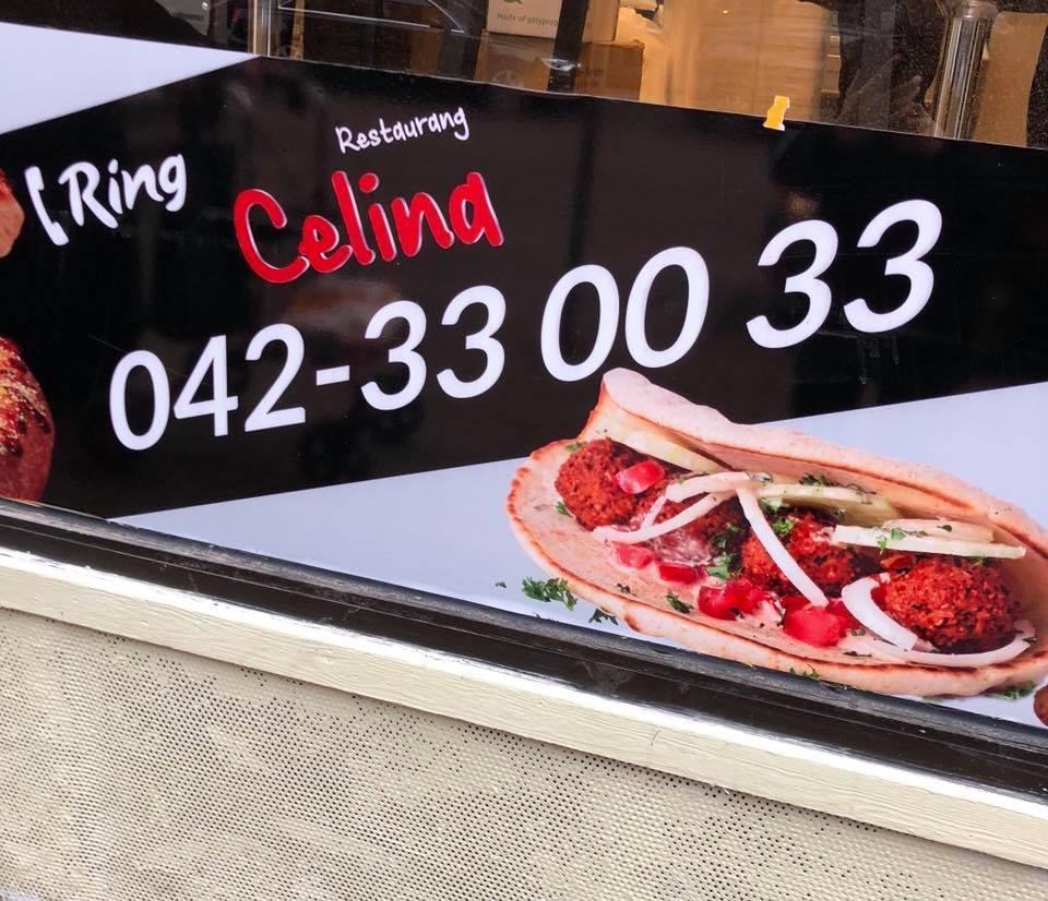 Celina Pizzeria Helsingborg