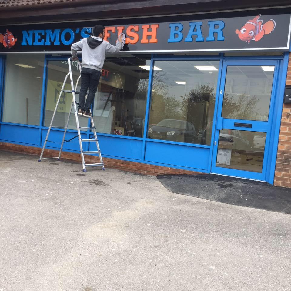 Nemos Fish Bar In Bristol Restaurant Reviews