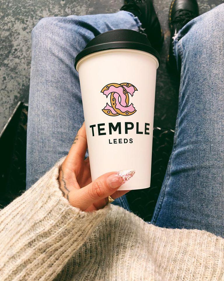 Temple Coffee And Donuts In Leeds Restaurant Menu And Reviews