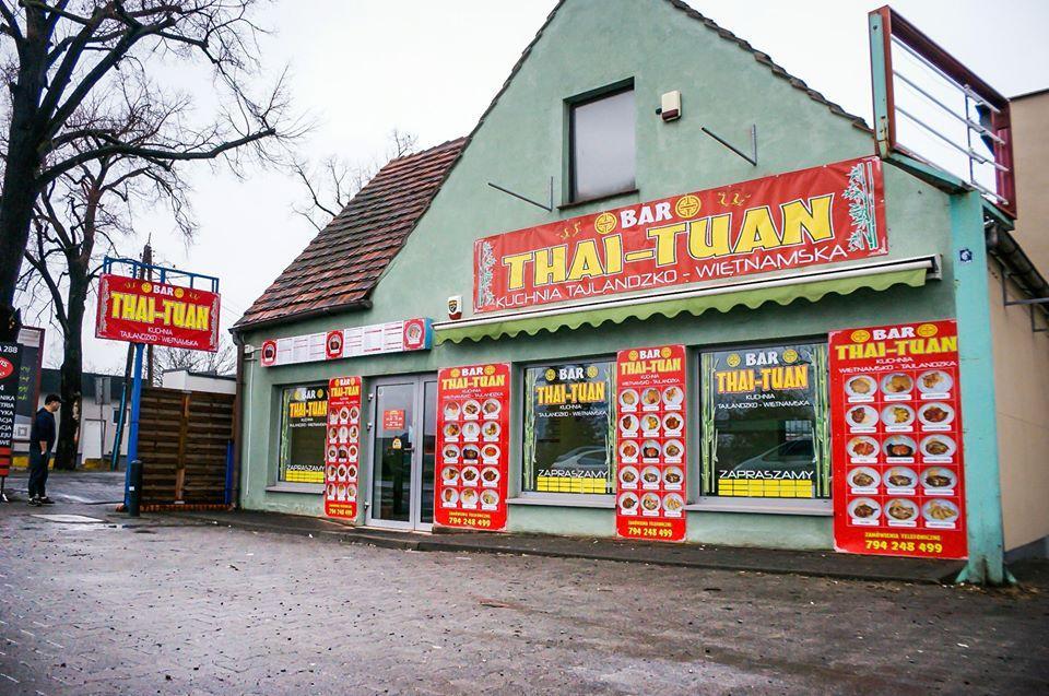 Thai Tuan Restaurant Poznan Restaurant Reviews