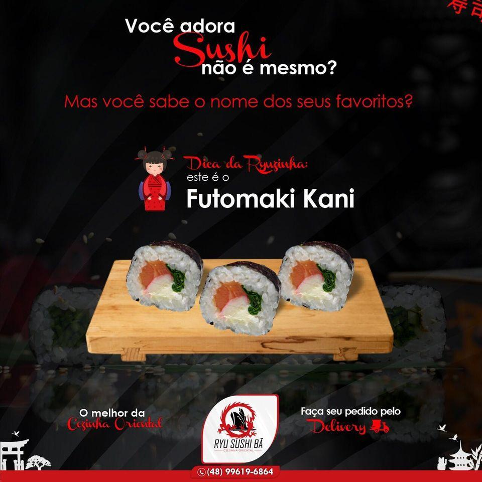 Ryu Sushi Ba Restaurante Turvo Avaliacoes De Restaurantes