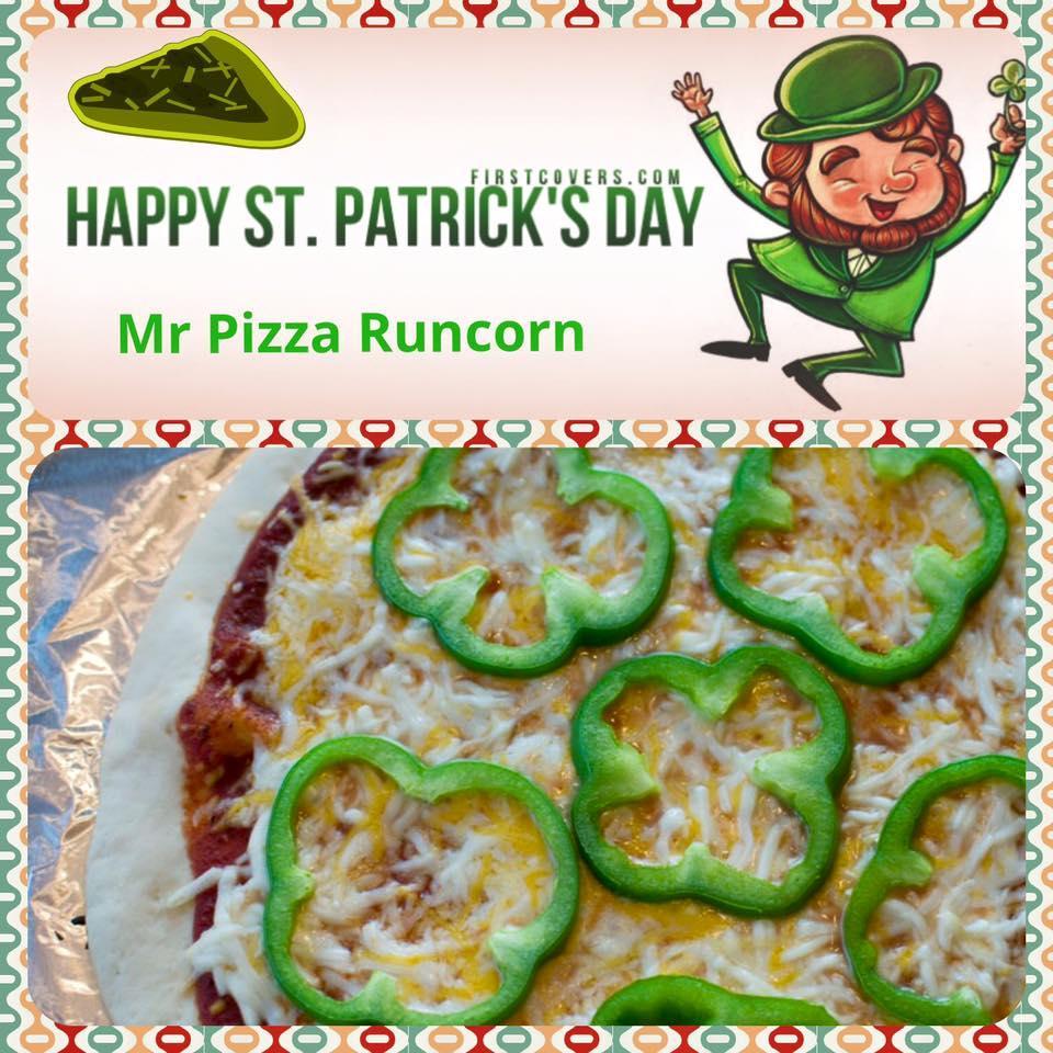 Mr Pizza In Runcorn Restaurant Menu And Reviews