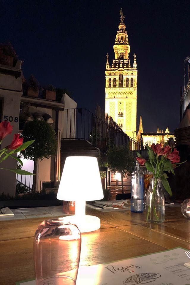La Terraza De Eme In Seville Restaurant Menu And Reviews