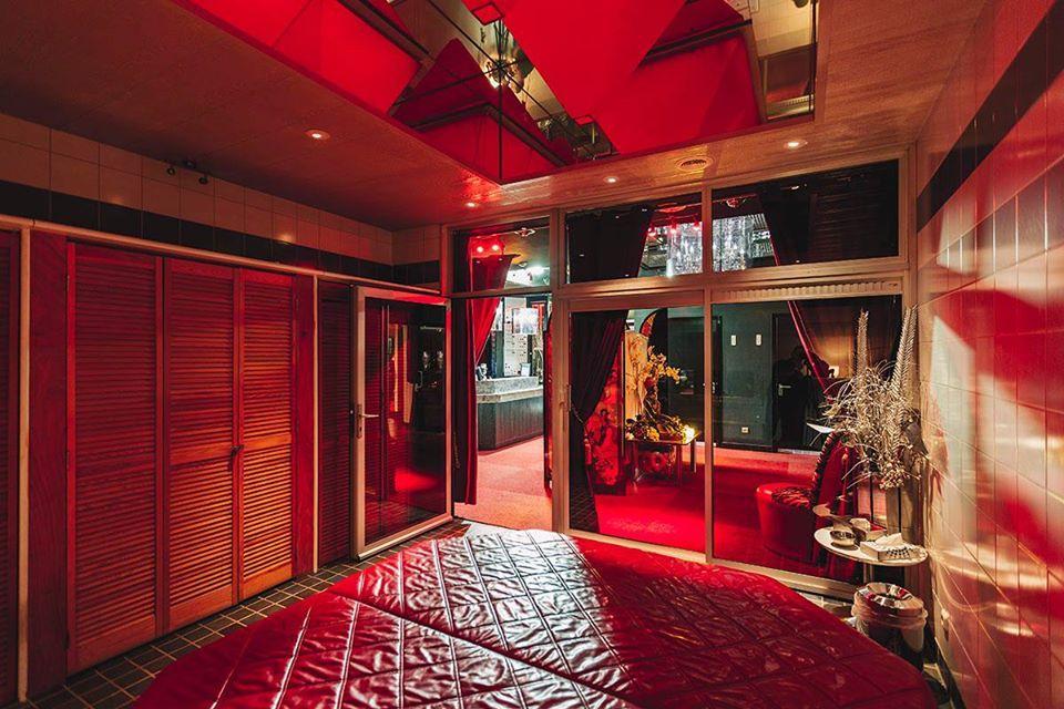 Club paradise amsterdam