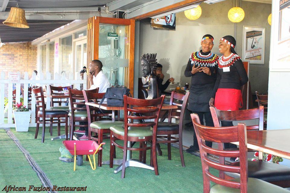African Fuzion Restaurant Newcastle Restaurant Reviews
