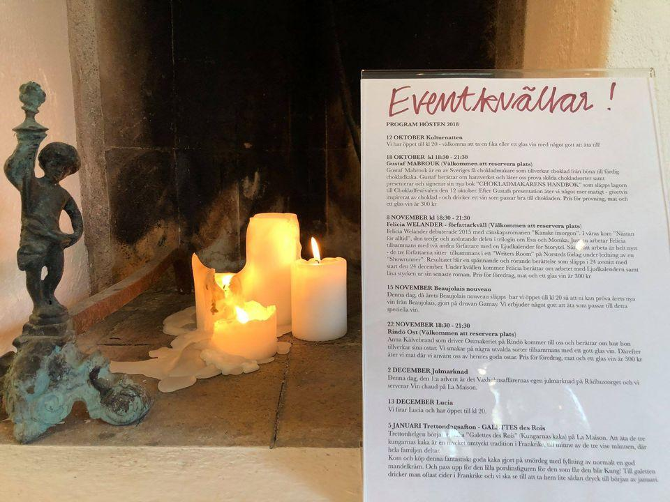 La Maison Cafe Vaxholm Restaurant Reviews