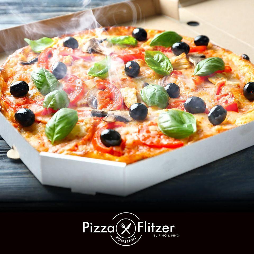 Pizza Flitzer Foto