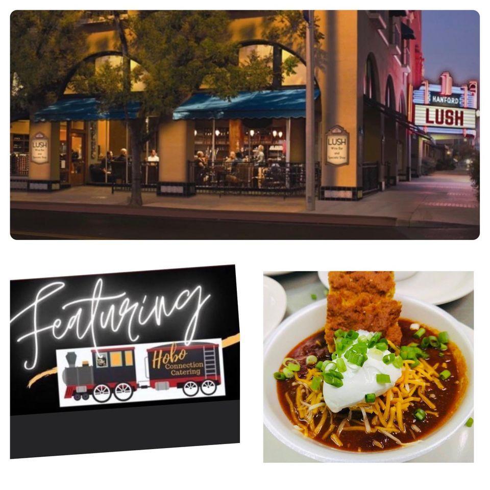 Lush in Hanford   Restaurant menu and reviews