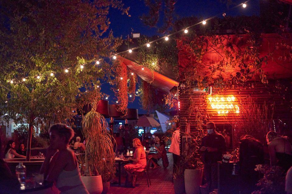 Ресторан E.P. & L.P., Западный Голливуд - Меню и отзывы о ресторане