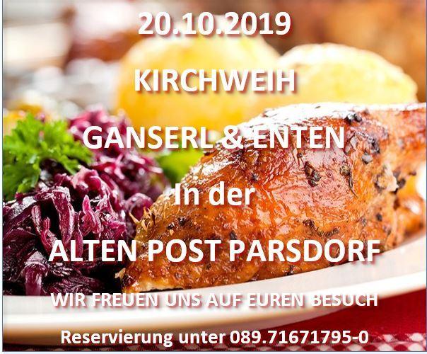 Alte Post Parsdorf Restaurant Vaterstetten Restaurantbewertungen