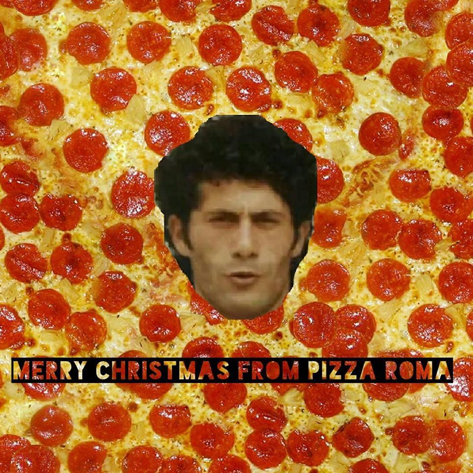 Pizza Roma 1 Victoria Terrace In Preston Restaurant Menu