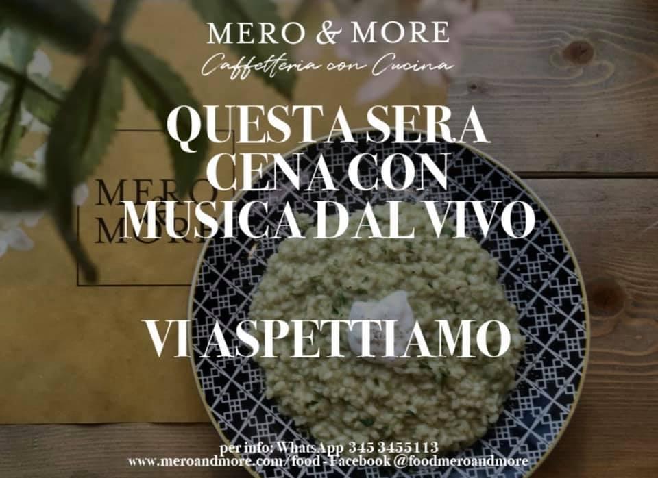Caffetteria Con Cucina Mero More Verona Carta Del Restaurante Y Opiniones