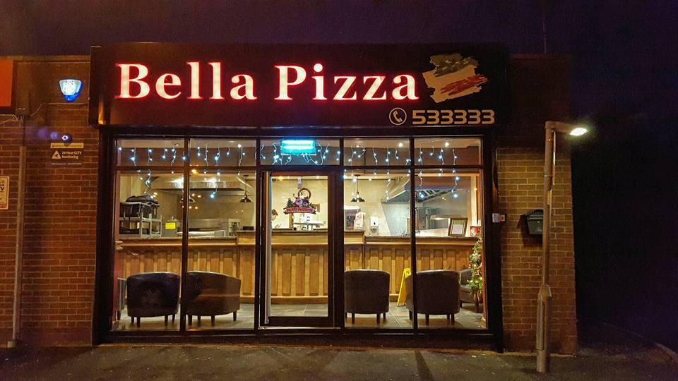 Bella Pizza, 1A Everingham Rd in Doncaster - Restaurant menu and reviews