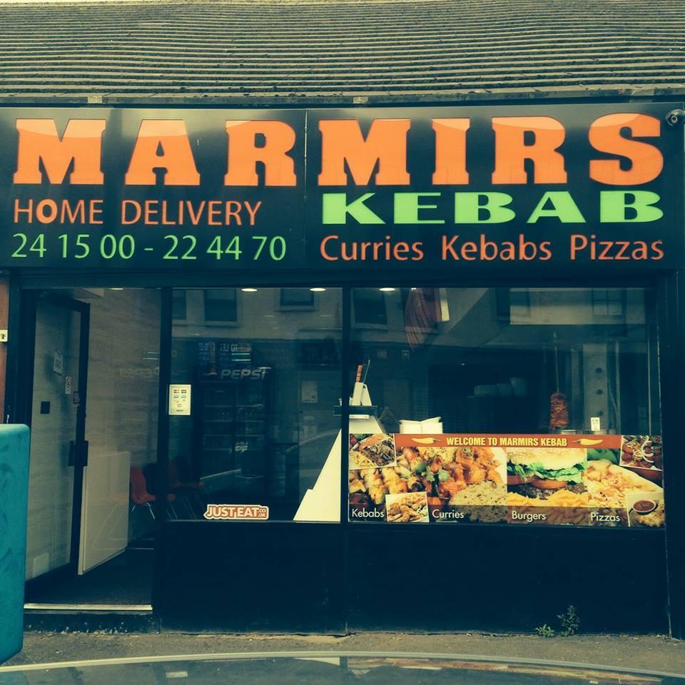 Marmaris Kebab In East Kilbride Restaurant Menu And Reviews