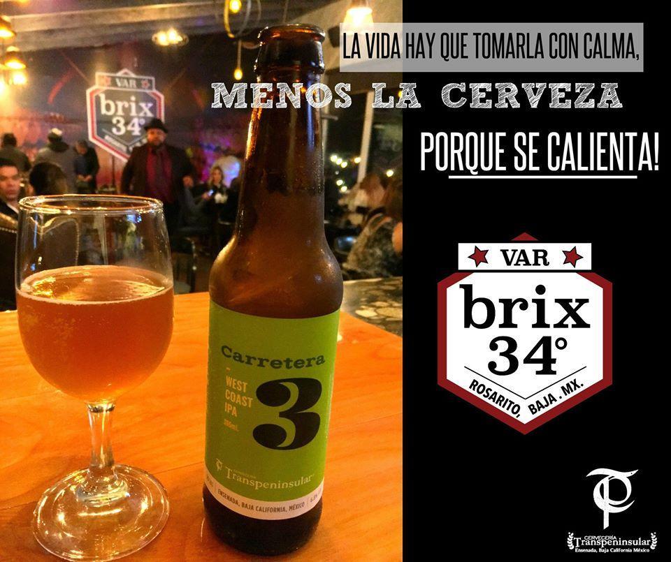 Var Brix 34 Pub Bar Rosarito Restaurant Reviews