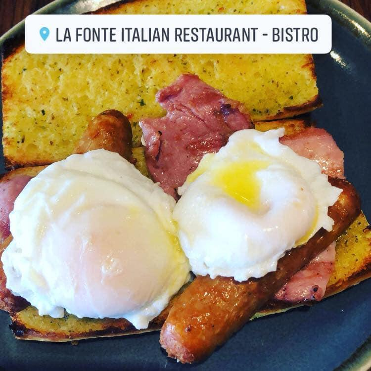 La Fonte In Corby Restaurant Menu And Reviews