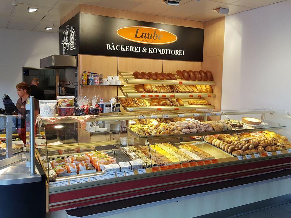 Bäckerei & Konditorei Laube Foto