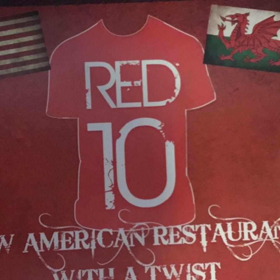 Red 10 Steak Shake In Llanelli
