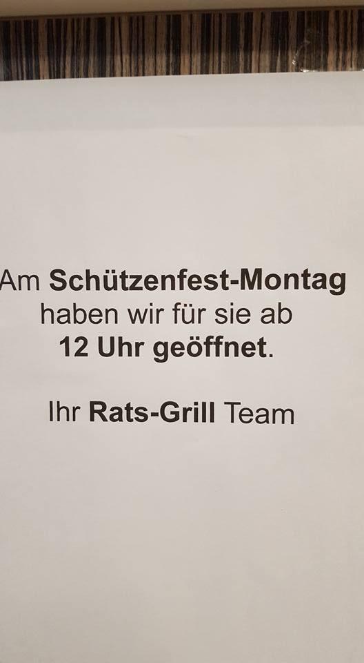 RATS-GRILL Foto