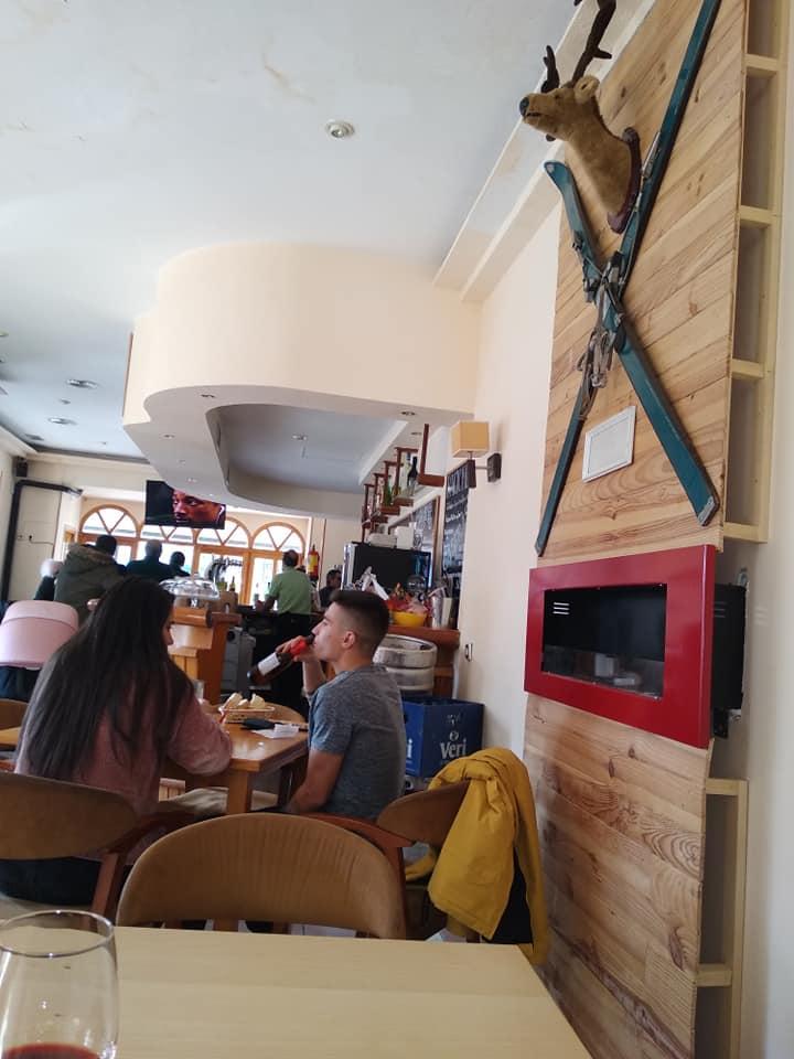 Caja De Cambios In Navacerrada Restaurant Reviews